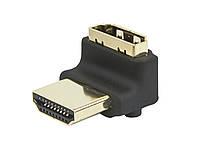 Вертикальный угловой HDMI порт - адаптер  270 градусов