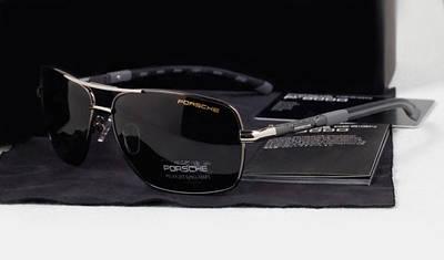 Солнцезащитные очки Porsche Design c поляризацией (p8724) серая дужка 329034a53e6