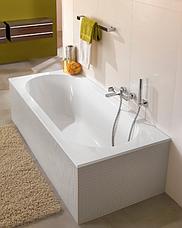OBERON ванна 190*90см с ножками, фото 2