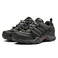 dc6aecf3 Мужские кроссовки Adidas Terrex Swift R GTX темно-серые р.42 Акция -50