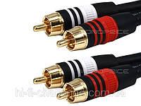 Межблочный RCA кабель Monoprice 3 м, фото 1