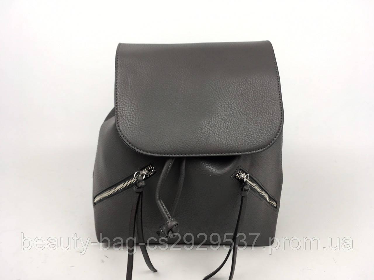 Рюкзак молодежный 3156 р-к Италия размер 27х30х15 см черный