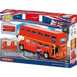 Конструктор Cobi Лондонский автобус 435 деталей 1:35 (COBI-1885) (5902251018856)