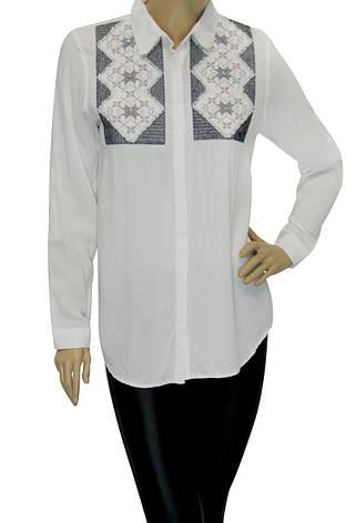 a0bf0bf9f2a23b Жіноча сорочка з вишивкою і перлинками :(Туреччина) купити в ...