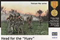 1:35 Американские солдаты во Вьетнаме, Master Box 35107;[UA]:1:35 Американские солдаты во Вьетнаме, Master Box