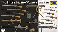 1:35 Оружие британской пехоты, Master Box 35109