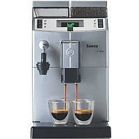 Кофемашина Saeco Lirika Plus Cappuccino 10004477 RI9841/01, фото 1