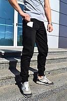 """Мужские брюки черные  """"Bronson"""" , фото 1"""