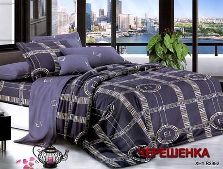Двуспальный набор постельного белья 180*220 из Ранфорса №182892 Черешенка™, фото 2