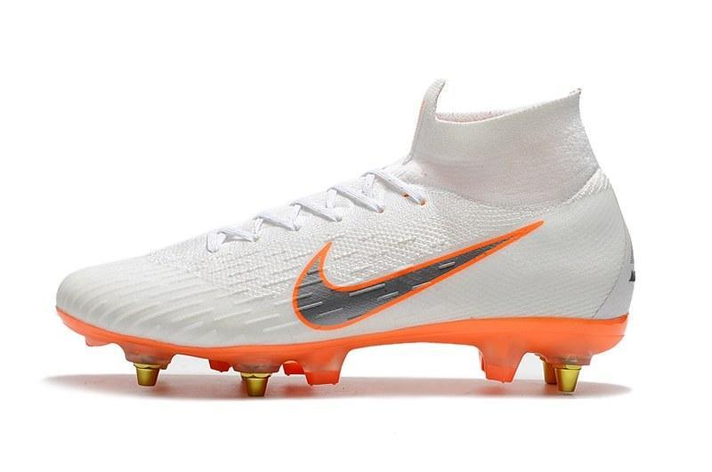 044d3b60 Футбольные бутсы Nike Mercurial Flyknit Superfly VI Elite SG AC