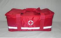 Сумка укладка скорой помощи и МЧС RVL Красная , фото 1
