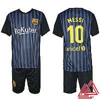 Детская футбольная форма ФК Барселона Месси новый сезон M1305