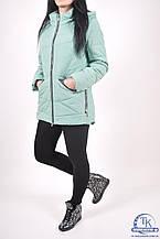Куртка женская демисезонная из плащевки (color 39) A-869 Размер:48