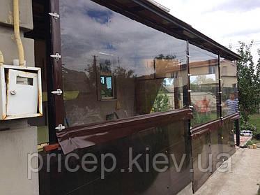 Мягкие окна для кафе и ресторанов. Привлекаем клиентов, создаём уют, обеспечиваем санитарные нормы!