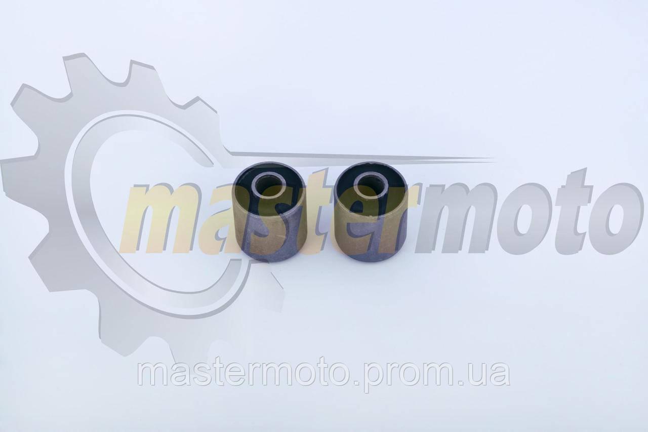 "Сайлентблок двигателя 28мм (28х20х10) к-кт 2шт, ""MotoTech"""
