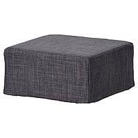 IKEA НИЛЬС Чехол для табурета (302.932.90)