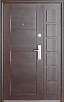 Входная металлическая дверь ТР-С 58 бархатный лак