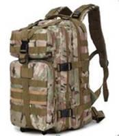 Туристический (тактический) рюкзак на 30 литров RVL A10- мультикам