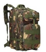 """Туристичний (тактичний) рюкзак на 45 літрів RVL A12-камуфляж """"Нато"""""""