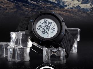 Часы тактические Skmei Black 1213