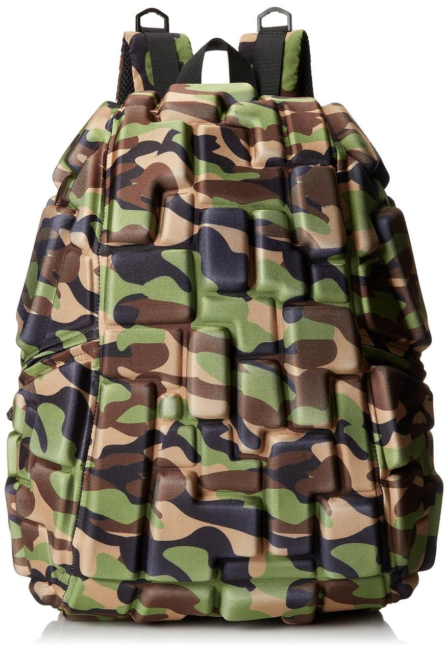 Рюкзак MadPax Blok Full цвет Camo (камуфляж зеленый)