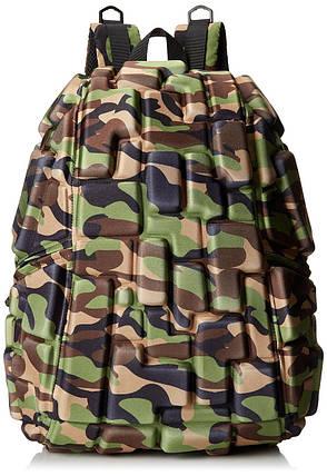Рюкзак MadPax Blok Full цвет Camo (камуфляж зеленый), фото 2