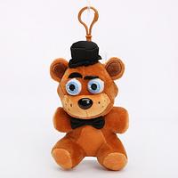 Оригінальна плюшева іграшка Фредді, 15см, 5 ночей з Фредді Фнаф fnaf, фото 1