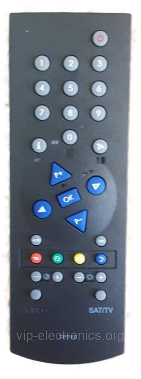 Пульт Grundig RC-715 (TV) (CE)