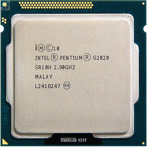 Процессор Intel Pentium G 2020 1155 сокет (3M Cache, 2.9 GHz)