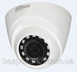 Видеокамера Dahua HDCVI  DH-HAC-HDW1200RP(2.8mm)