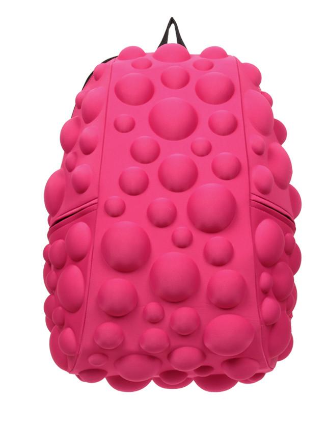 Рюкзак MadPax Bubble Full цвет Neon Pink (розовый неон)