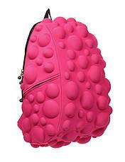 Рюкзак MadPax Bubble Full цвет Neon Pink (розовый неон), фото 2