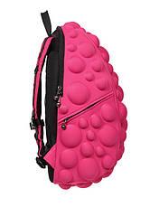 Рюкзак MadPax Bubble Full цвет Neon Pink (розовый неон), фото 3