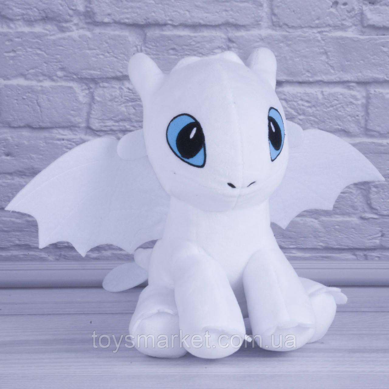 Мягкая игрушка Беззубик, Дневная Фурия, Как приручить дракона