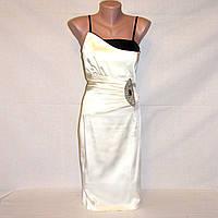 Платье на выпускной, вечернее платье со стразами S р.42 - 44