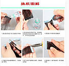 Клейкая лента для ленточного наращивания волос, для париков, накладок, фото 5