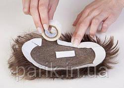 Лента для приклевания париков, накладок, двухсторонняя