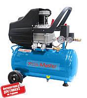 Воздушный компрессор AC-9315 BauMaster,1500 Вт, 24л