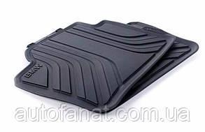 Оригінальні задні килимки салону BMW 1 (F20, F21) (51472210210)