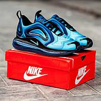 Мужские кроссовки Nike Air Max 720 Blue, фото 1