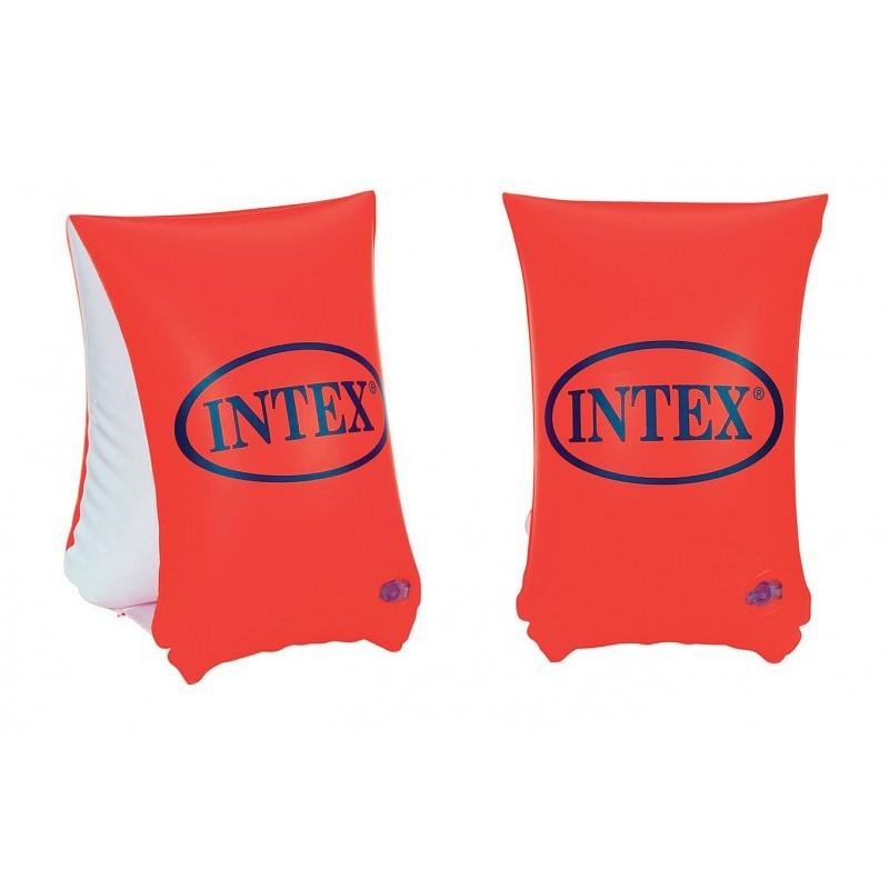 Надувные нарукавники для плавания красные Intex 58641 30x15см