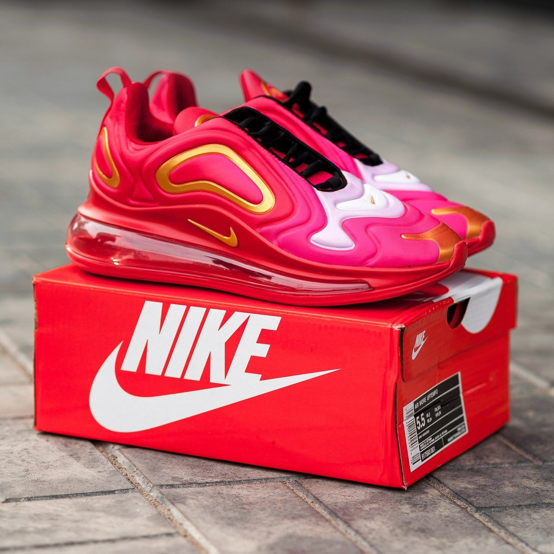 Мужские кроссовки Nike Air Max 720 Red
