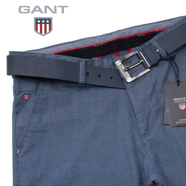 Джинсы мужские тканевые GANT