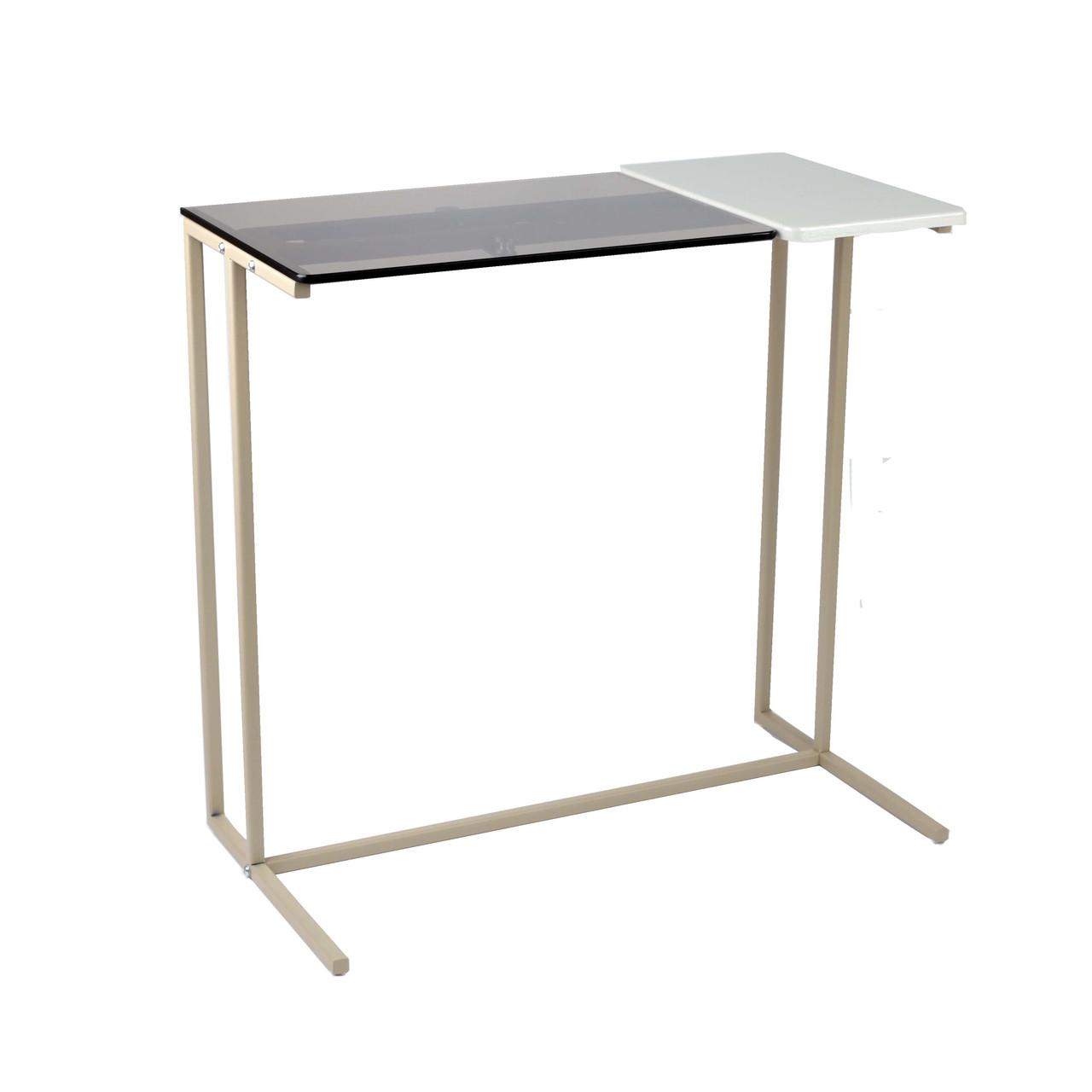 Стол приставной для предметов комфорта и IT-техники Commus Comfort A600 bronze 8/white/beige