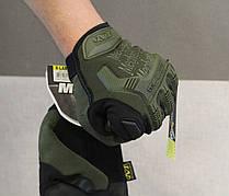 Тактические перчатки Mechanix Contra PRO. - Khaki M (Mex-oliv-m), фото 3