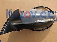 Зеркало боковое Volkswagen Jetta VI '11- USA левое (FPS) FP 7435 M01