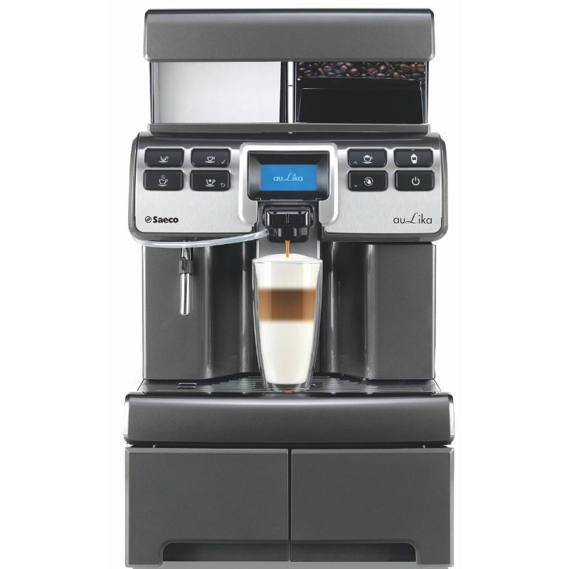 Кофемашина автоматическая профессиональная для дома, офиса и кафе Saeco Aulika Top High Speed Cappuccino