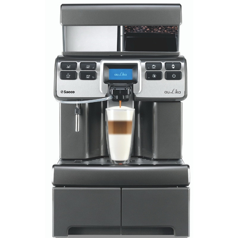 Кофемашина Saeco Aulika Top High Speed Cappuccino 10005234