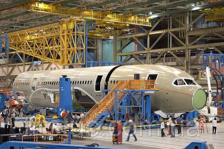 Очистка деталей в авиастроении