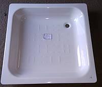 Поддон душевой стальной 90х90 Koller Pool квадратный